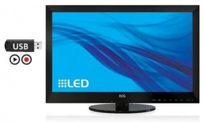ECG 22 LED 301 PVR