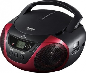 ECG CDR 699 USB RED