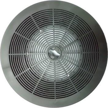 ECG EFT 6025 X uhlíkový filtr