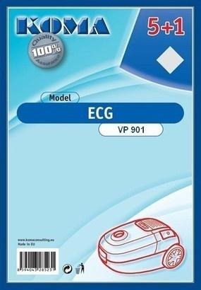 ECG Koma 901