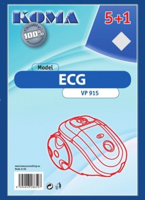ECG Koma VP 915