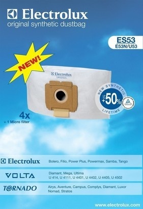 Electrolux ES53 4ks + MF (900196842)