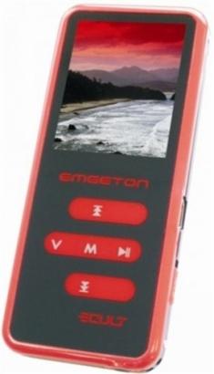 Emgeton CULT X4 4GB červená/černá