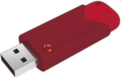 Emtec Click Fast B100 64GB Red USB 3.0