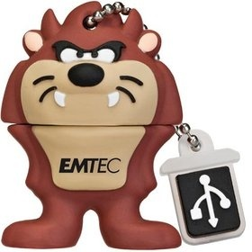 Emtec L103 4GB TAZ USB LOONEY TUNES