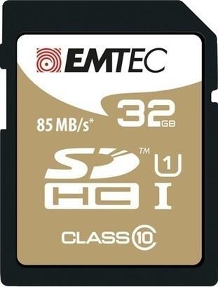 Emtec SDHC 32GB Gold+ Class 10
