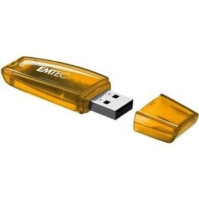 Emtec USB FD C400 16GB ORANGE