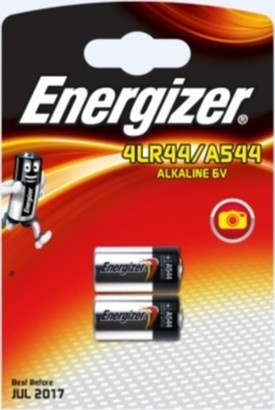 Energizer BAT ALK A544 / 4LR44P 2BP