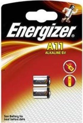 Energizer BAT ALK E11A 2BP