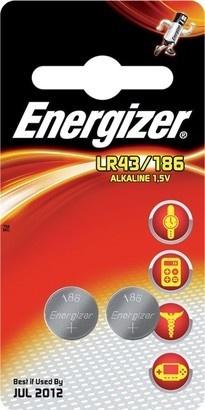 Energizer BAT ALK LR43 / 186