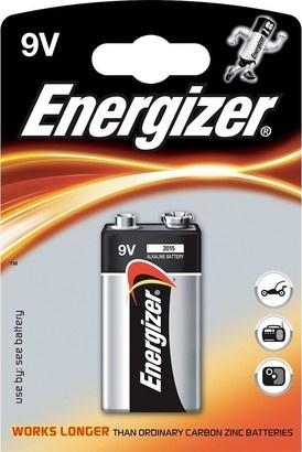 Energizer BAT BASE ALK 6LR61 1x9V