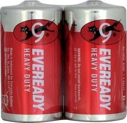 Energizer BAT E.Red R20/2 Shrink 2xD