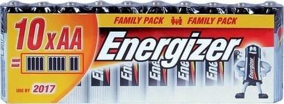 Energizer BAT FP ALK LR6/10 10xAA