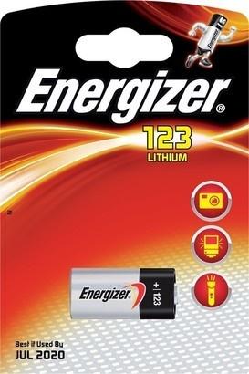 Energizer BAT LITHIUM EL123AP / CR123