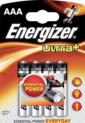 Energizer BAT Max ALK LR03/4 4xAAA