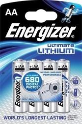 Energizer BAT ULTIMATE LITH FR6/4 4xAA