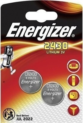 Energizer CR2430x2