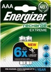 Energizer HR03 2BP AAA Ext NiMH 800mAh