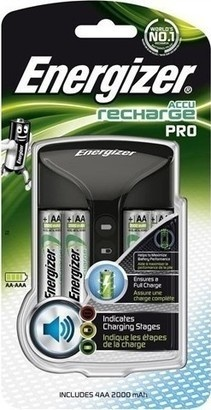 Energizer NAB Pro Charger 4xAA 2000mAh