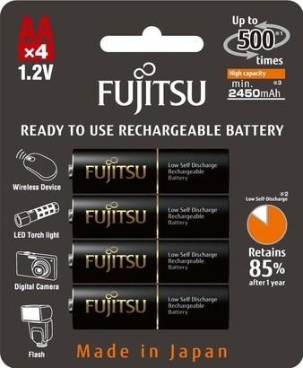 Fujitsu HR-3UTHCEX-4B black profi