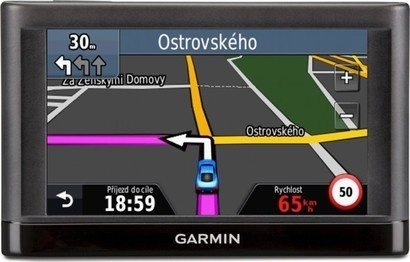 Garmin nüvi 42 ČR Lifetime