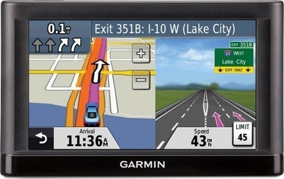 Garmin nüvi 44 Lifetime Europe 45