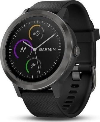 Garmin vívoactive3 Optic Grey PVD Black