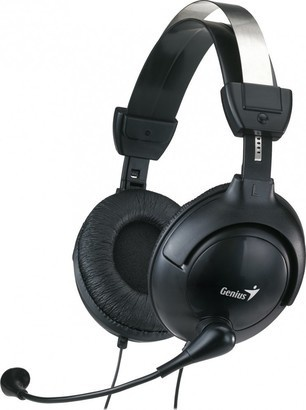 Genius HS-M505X headset 1x jack 3,5mm