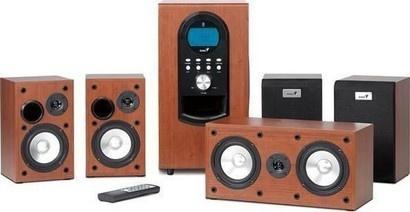 Genius SW-HF5.1 6000 Speaker