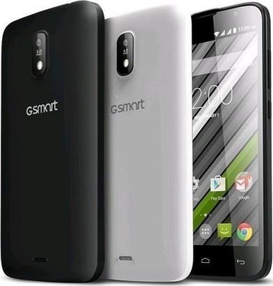 Gigabyte GSmart ROMA RX černý+bílý kryt