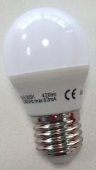 Gigaled E27 5W teplá bílá GL-G45-27-5W