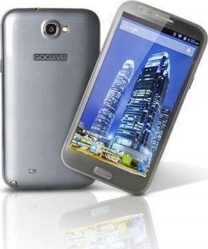GoClever Fone 570Q Dual SIM Grey