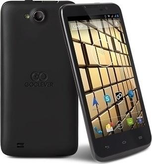 GoClever Insignia 5X Dual SIM Black