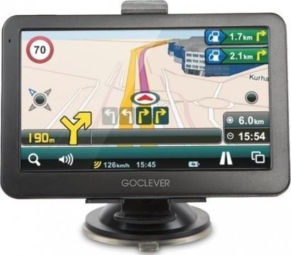 GoClever Navio 520 mapy EU