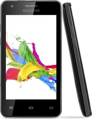 GoClever Quantum 400 Dual SIM Black