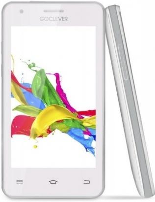 GoClever Quantum 400 Dual SIM White