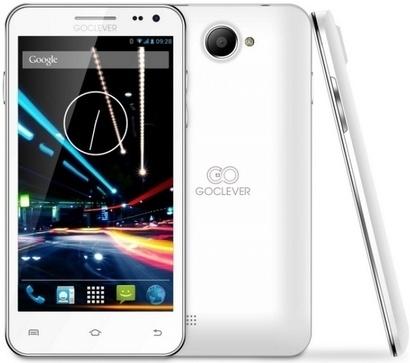 GoClever Quantum 500 Dual SIM White