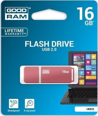 Goodram USB FD 16GB UMO orange USB 2.0