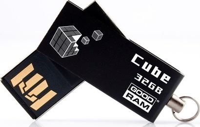 Goodram USB FD 32GB CUBE Black
