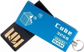 Goodram USB FD 32GB CUBE Blue
