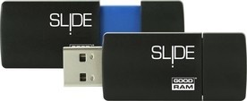 Goodram USB FD 8GB SL!DE Blue USB 2.0