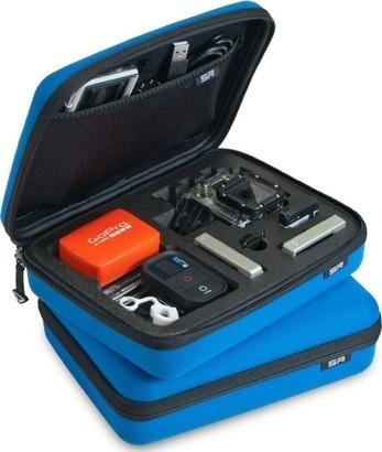 GoPro POVM modrý ochranný kufřík malý