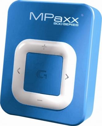 Grundig Mpaxx 920 turquiose