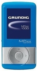 Grundig MPIXX 1200 Blue/Chrome