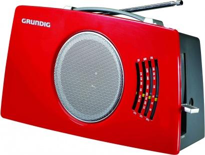 Grundig RP 4900 Red