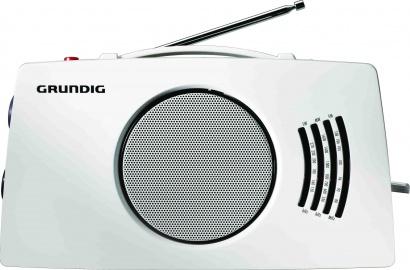 Grundig RP 4900 White/Black
