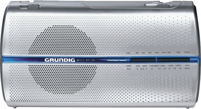 Grundig RP 5200 CHROME/Music Boy 50