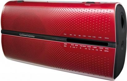 Grundig RP 5200 RED/Music Boy 50