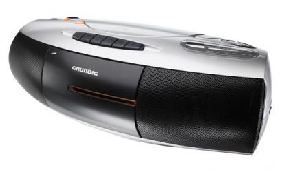 Grundig RRCD 1350 MP3 SILVER/BLACK