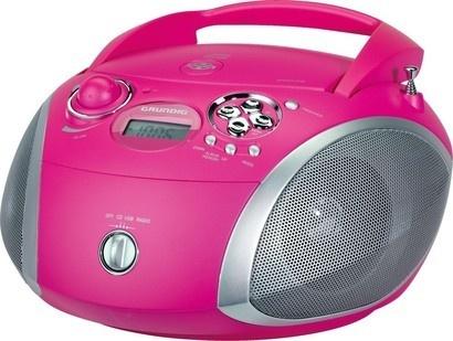 Grundig RRCD 1445 pink